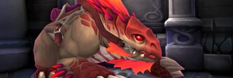 Crimson Shardhide Mount Boost