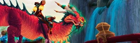 Glory of the Pandaria Hero