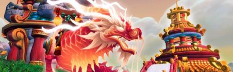 Glory of the Pandaria Raider